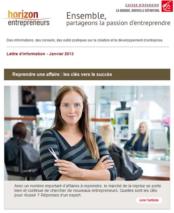 Horizon entrepreneurs